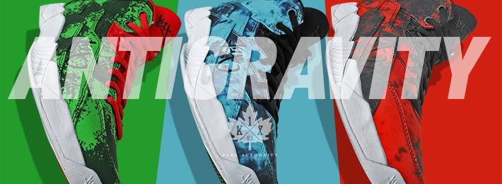 K1X Anti Gravityのキャンバス地モデルに待望の新柄登場!!