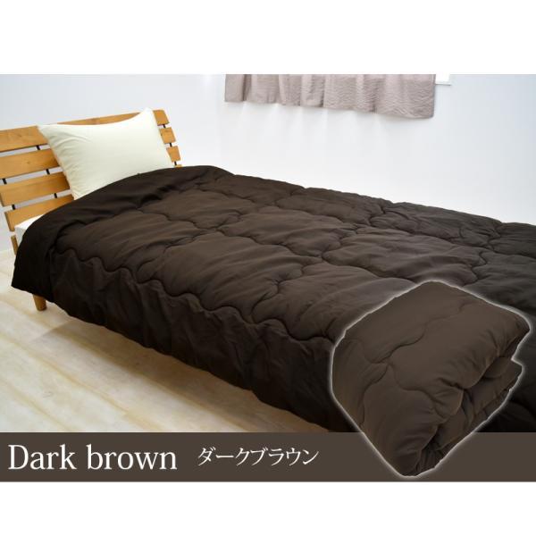 掛け布団 シンサレート インシュレーション シングルサイズ 150×210cm 防ダニ 洗える thinsulate Insulation 暖かさ 羽毛の約2倍 掛布団 S 《1.TS4》 sleep-plus 25