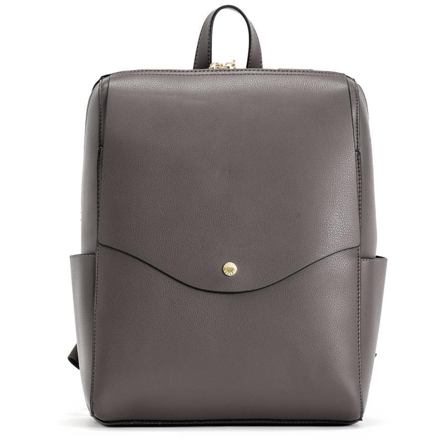 かるいかばん リュック バッグ レディース おしゃれ 軽い 軽量 大容量 a4 通勤 通学 女子 旅行 大人 リュックサック 主婦 ママ かわいい グレー lg-p0114|slowfine|32
