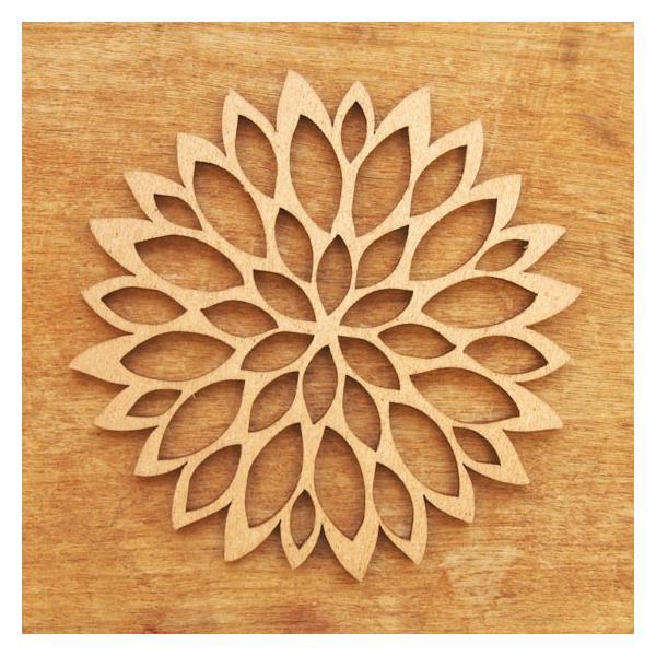 d30701c7b896 リトアニア製 コースター 木製 おしゃれ 北欧 かわいい キッチン雑貨 輸入 メール便対象品 slowworks
