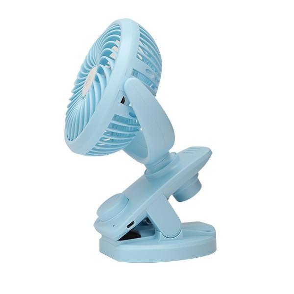 自動首振り 扇風機 USB 静音 卓上扇風機 首振り 携帯 扇風機 USB充電 電池給電 クリップ付き ミニ扇風機 360°調節 車載 車用 クリップ扇風機|smahoservic|19