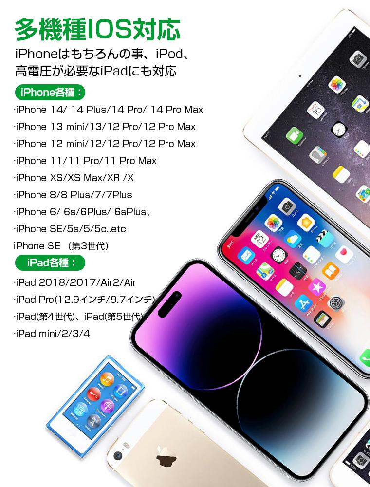 iPhone 電源コード
