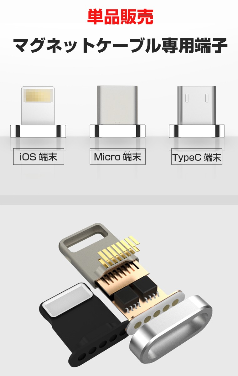 iPhone 充電端子