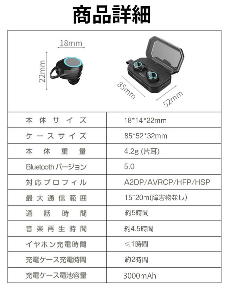 イヤホン Bluetooth 高音質