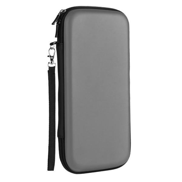 液晶保護シート付き Nintendo Switch ケース ニンテンドースイッチ カバー ポーチ ポータブル セミハード Nintendo Switch ゲームカード収納 EVAポーチ smahoservic 09