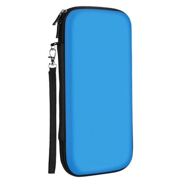 液晶保護シート付き Nintendo Switch ケース ニンテンドースイッチ カバー ポーチ ポータブル セミハード Nintendo Switch ゲームカード収納 EVAポーチ smahoservic 11