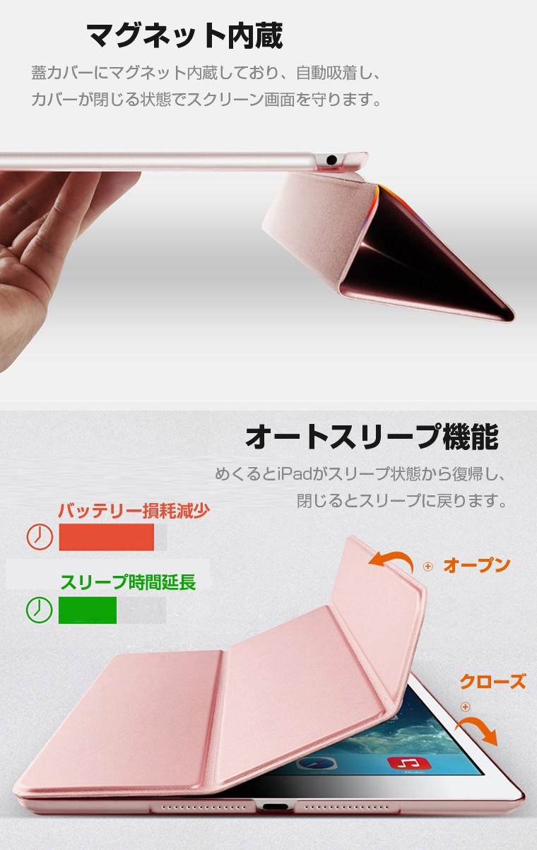 新しいiPad ケース