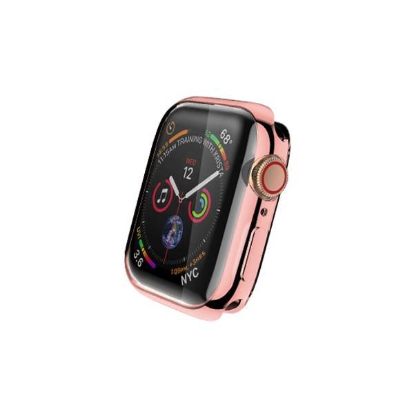 Apple Watch 5 ケース 44mm アップルウォッチ4 カバー 40mm Apple Watch Series 3 42mm 38mm 超薄型 カバー アイフォンウォッチ 全面保護 ケース|smahoservic|18