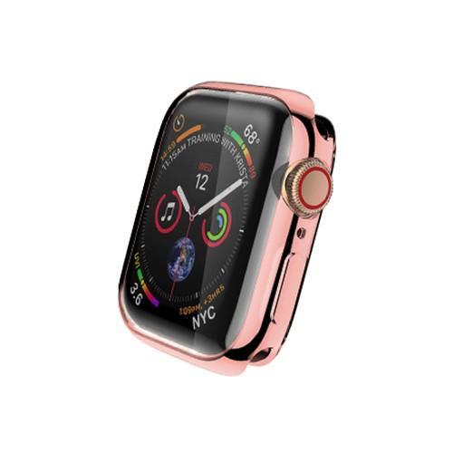 Apple Watch 6/5/SE ケース 44mm アップルウォッチ4 カバー 40mm Apple Watch Series 3 42mm 38mm 超薄型 カバー アイフォンウォッチ 全面保護 ケース :w301162:L&Lスマホサービス - 通販 - Yahoo!ショッピング