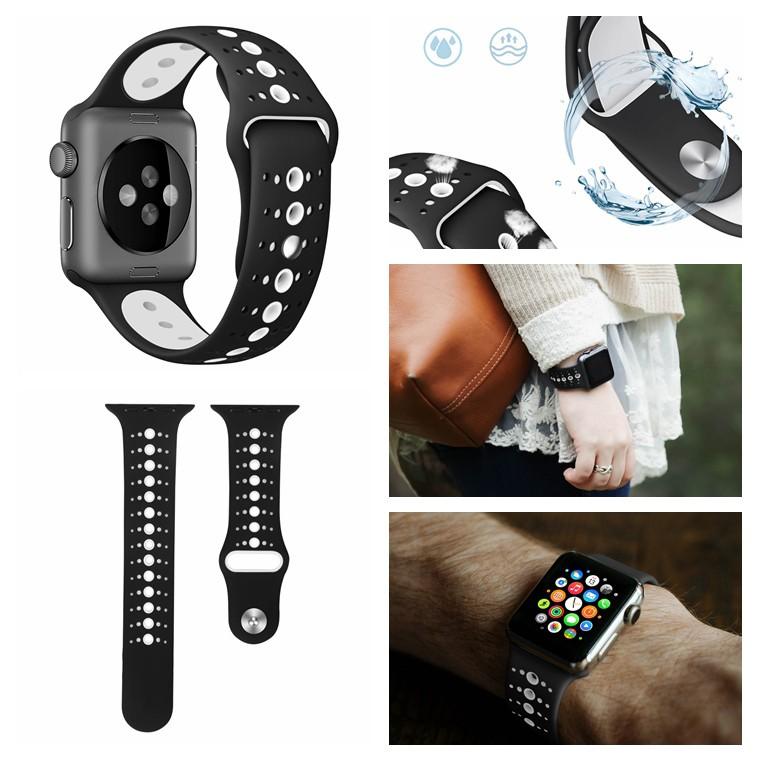 Apple Watch バンド レザー 生地