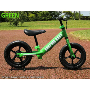幼児用ペダルなし自転車 週末価格 子供用自転車 20色 RBJ ランニングバイクジャパン大会公認 GR-BABY|smart-factory|28