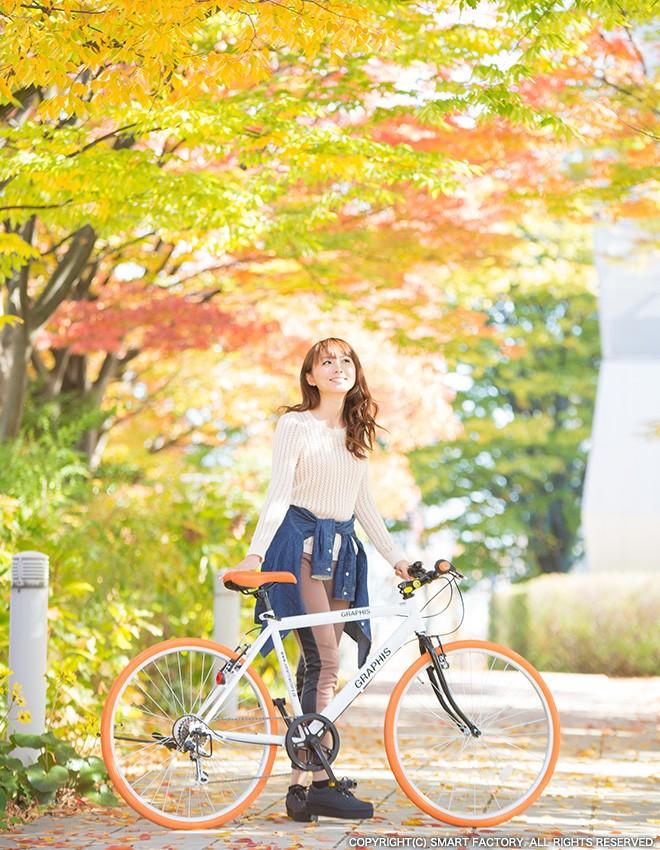 【自転車】この春サイクリングデビュー!まずはクロスバイクから始めませんか?