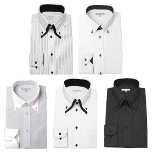 ワイシャツ メンズ 5枚セット 長袖 Yシャツ デザインにこだわった長袖ワイシャツ 形態安定 ビジネス|smartbiz|30
