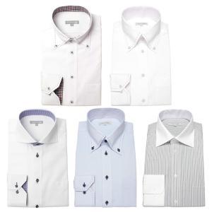 ワイシャツ メンズ 5枚セット 長袖 Yシャツ デザインにこだわった長袖ワイシャツ 形態安定 ビジネス|smartbiz|32