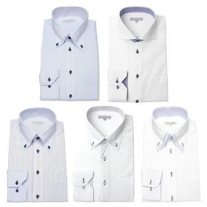 ワイシャツ メンズ 5枚セット 長袖 Yシャツ デザインにこだわった長袖ワイシャツ 形態安定 ビジネス|smartbiz|23
