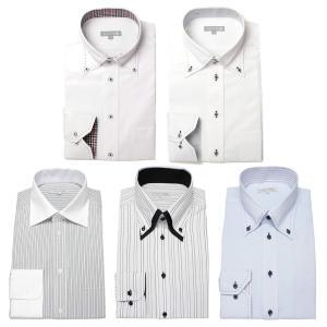 ワイシャツ メンズ 5枚セット 長袖 Yシャツ デザインにこだわった長袖ワイシャツ 形態安定 ビジネス|smartbiz|26