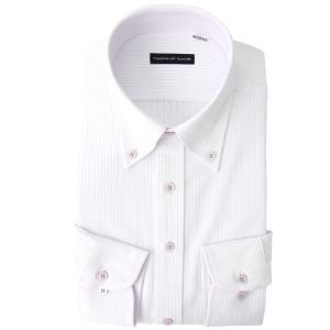 返品OK ニットシャツ ワイシャツ 長袖 ノンアイロン 超形態安定 伸びるノーアイロン 男性 Yシャツ 伸縮性 動きやすい ゴルフ クールビズ カッターシャツ|smartbiz|25