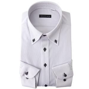 返品OK ニットシャツ ワイシャツ 長袖 ノンアイロン 超形態安定 伸びるノーアイロン 男性 Yシャツ 伸縮性 動きやすい ゴルフ クールビズ カッターシャツ|smartbiz|26