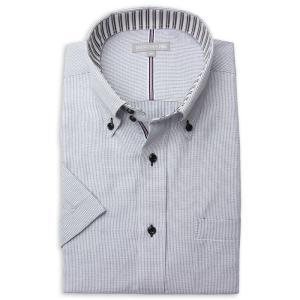 ワイシャツ メンズ 半袖 1枚から自由に選べる 5枚以上で送料無料 Yシャツ クールビズ 半袖シャツ セット ボタンダウン ホワイト ブルー 夏 涼しい おしゃれ|smartbiz|22