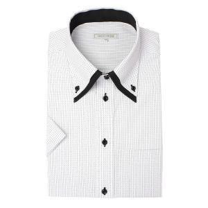 ワイシャツ メンズ 半袖 1枚から自由に選べる 5枚以上で送料無料 Yシャツ クールビズ 半袖シャツ セット ボタンダウン ホワイト ブルー 夏 涼しい おしゃれ|smartbiz|25