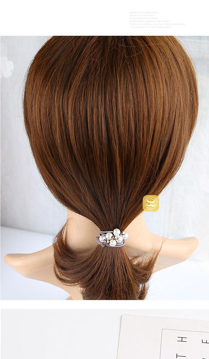 女性に人気なヘアアクセサリー ヘアゴム