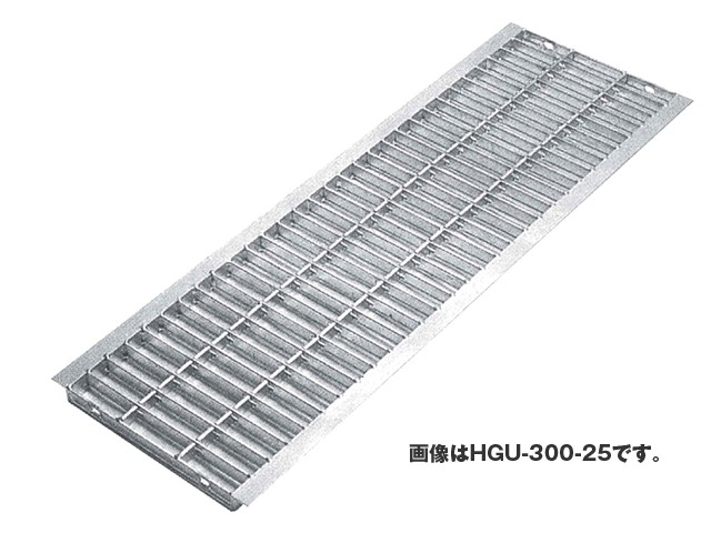 U字溝用グレーチング(普及型)995mm
