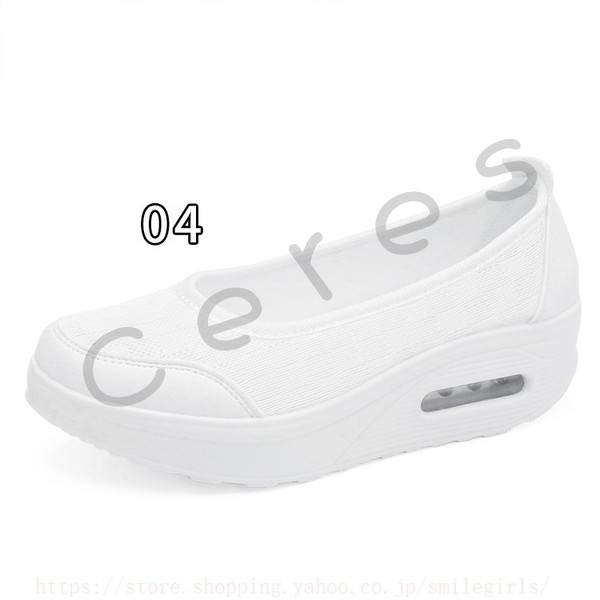 スニーカー レディース ローカット バレエシューズ 靴 運動靴 フラットシューズ メッシュ素材 通気性 クッション性 旅行 街歩き ポイント消化|smilegirls|13