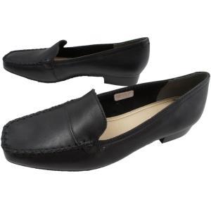 リーガル REGAL レディース モカシン スリッポン 定番 F22J ワイズ2E 革靴 レザー パンプス ローヒール ヒール約2cm 靴|シューマートワールド