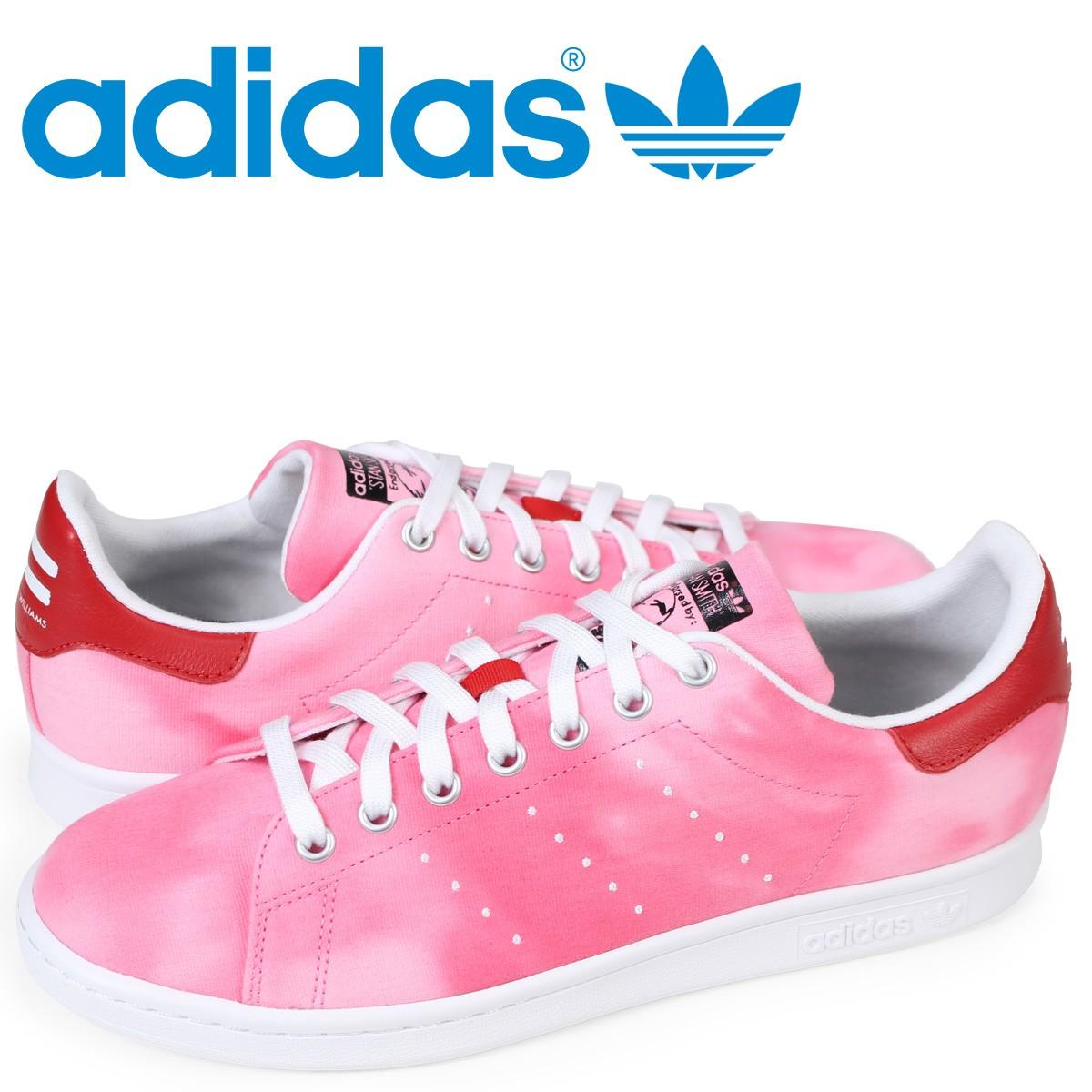 adidas Originals PW HU HOLI STAN SMITH アディダス スタンスミス スニーカー ファレルウィリアムス メンズ コラボ AC7044 レッド オリジナルス [3/20 新入荷] [183]
