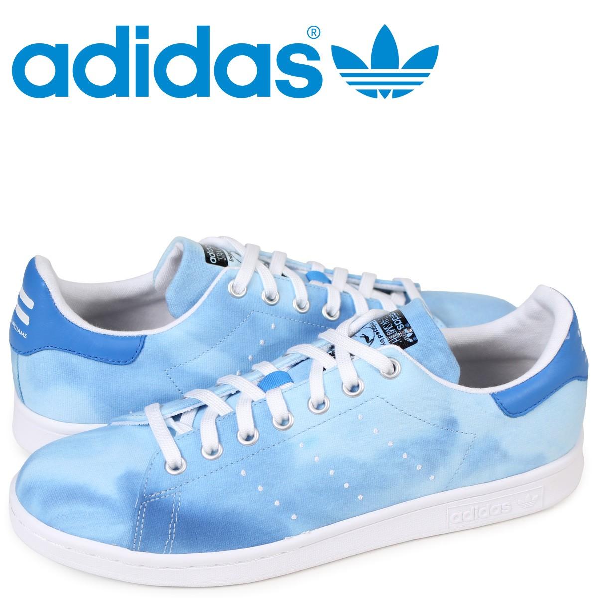 adidas Originals PW HU HOLI STAN SMITH アディダス スタンスミス スニーカー ファレルウィリアムス メンズ コラボ AC7045 ブルー オリジナルス [3/20 新入荷] [183]