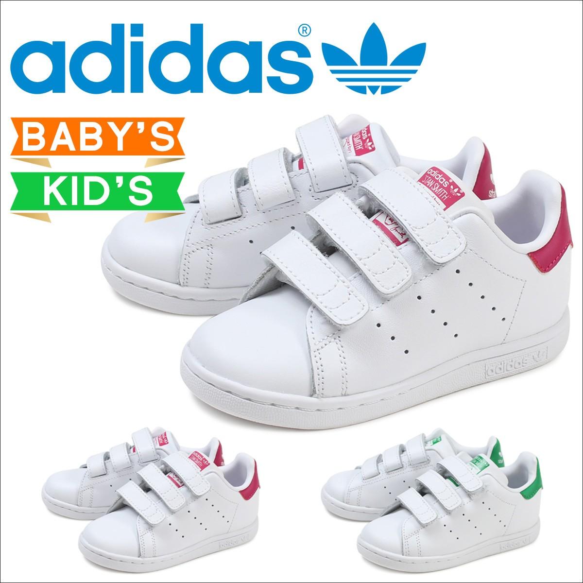 adidas スニーカー jr