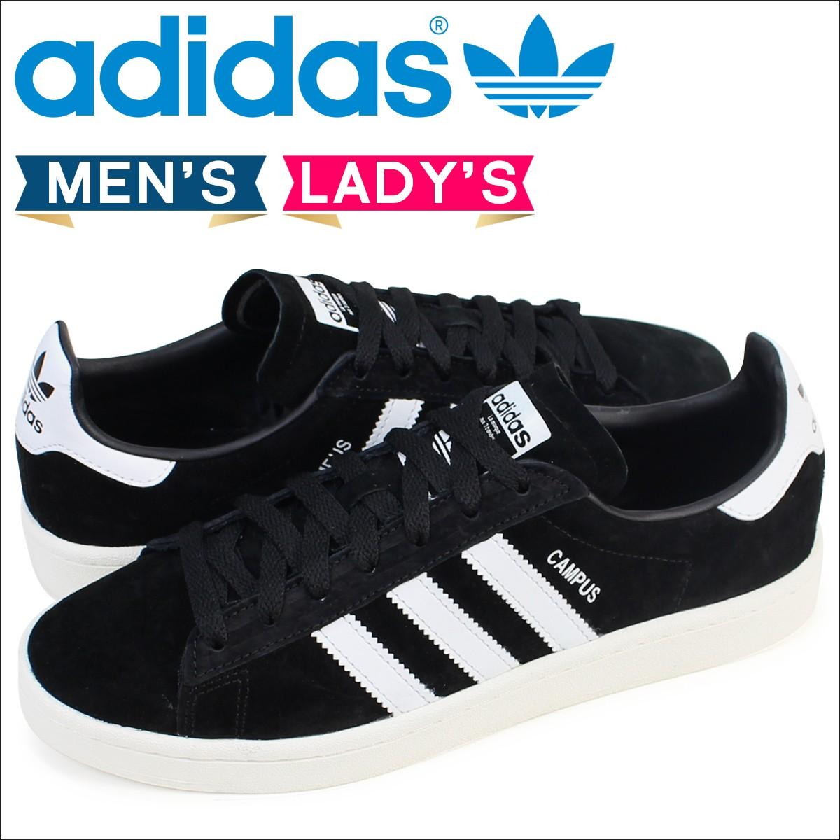 アディダス キャンパス adidas Originals スニーカー CAMPUS メンズ レディース BZ0084 靴 ブラック [1/16 再入荷]