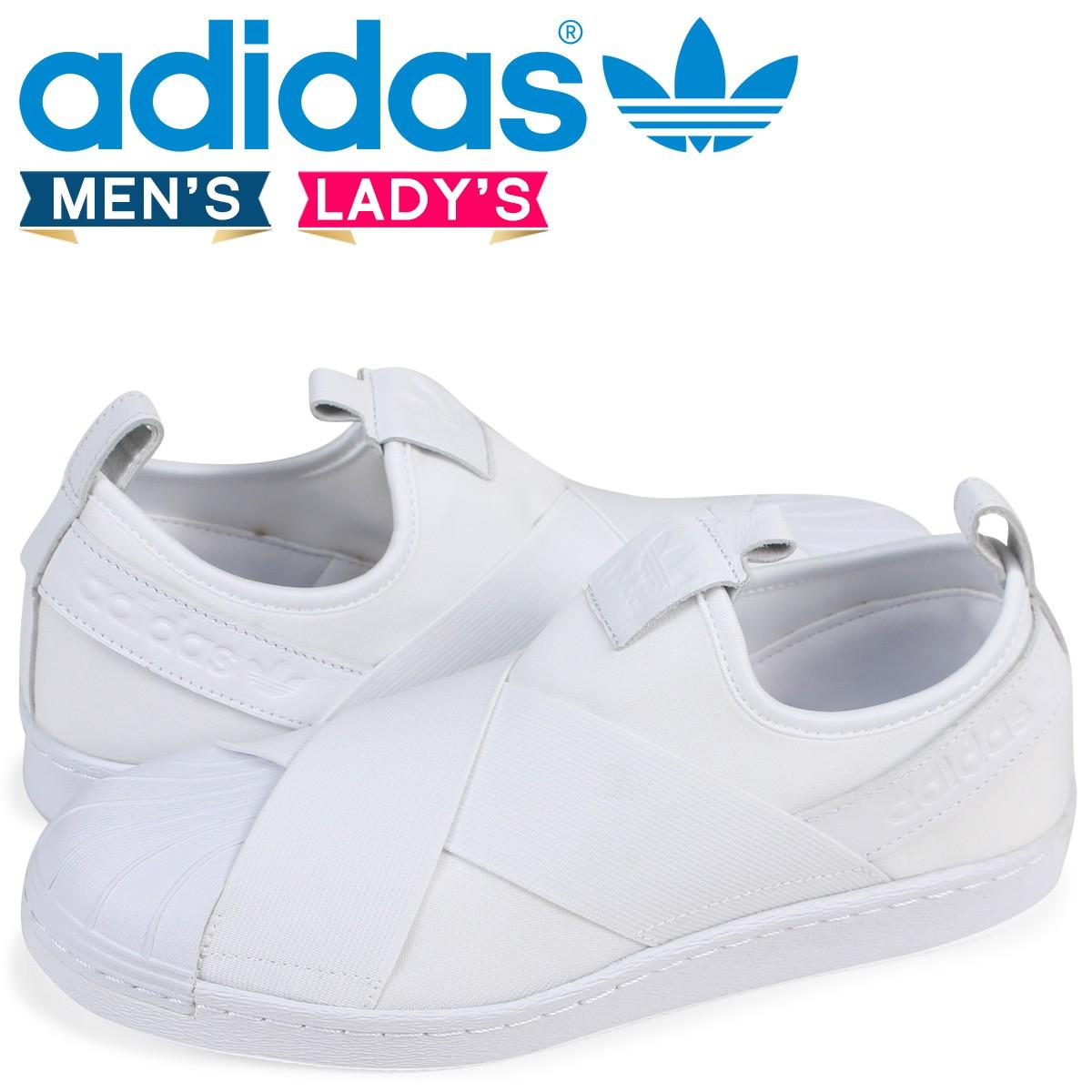 adidas Originals SUPERSTAR SLIP-ON アディダス スーパースター スニーカー スリッポン メンズ レディース BZ0111 ホワイト オリジナルス [3/20 追加入荷] [183]