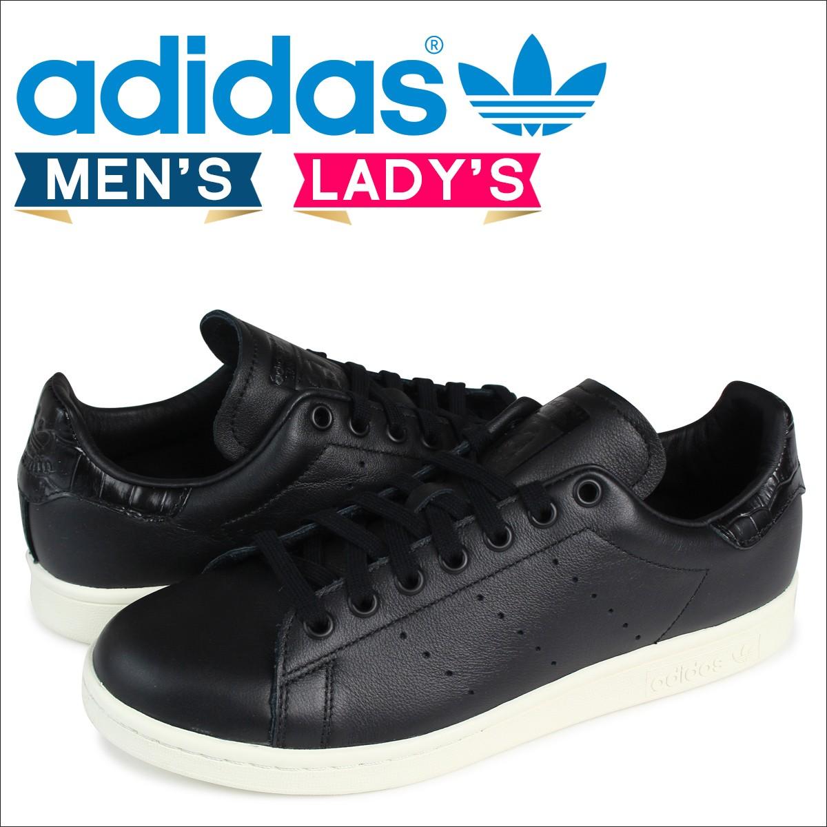 アディダス スタンスミス adidas Originals スニーカー STAN SMITH メンズ レディース BZ0467 靴 ブラック [12/7 追加入荷]