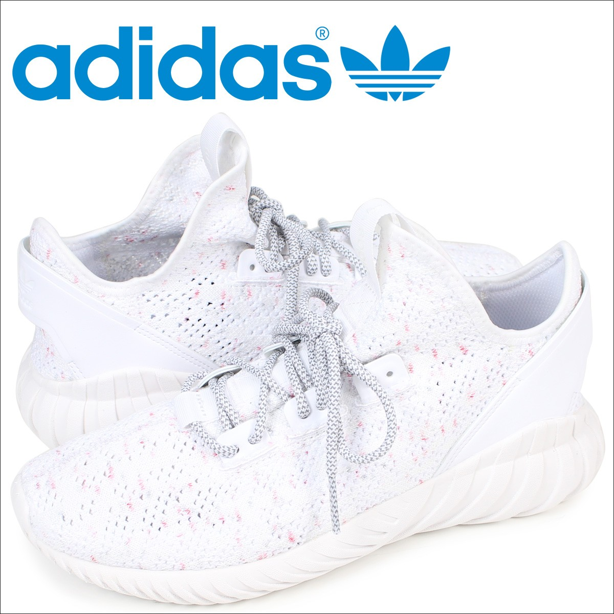 アディダス チューブラー adidas Originals スニーカー チュブラー TUBULAR DOOM SOCK PK メンズ CQ0941 靴 ホワイト [12/15 新入荷]