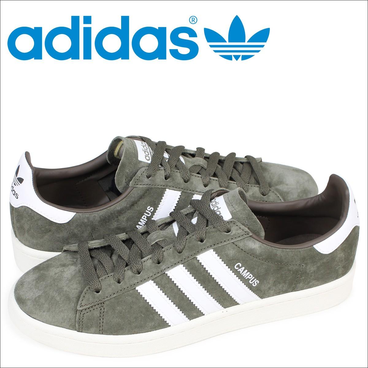アディダス キャンパス adidas Originals スニーカー CAMPUS メンズ CQ2081 靴 ブラウン [12/15 新入荷]