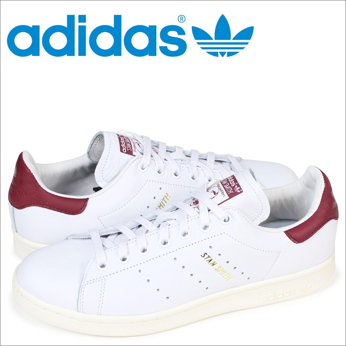 アディダス スタンスミス adidas Originals スニーカー STAN SMITH メンズ CQ2195 靴 ホワイト [1/16 追加入荷]