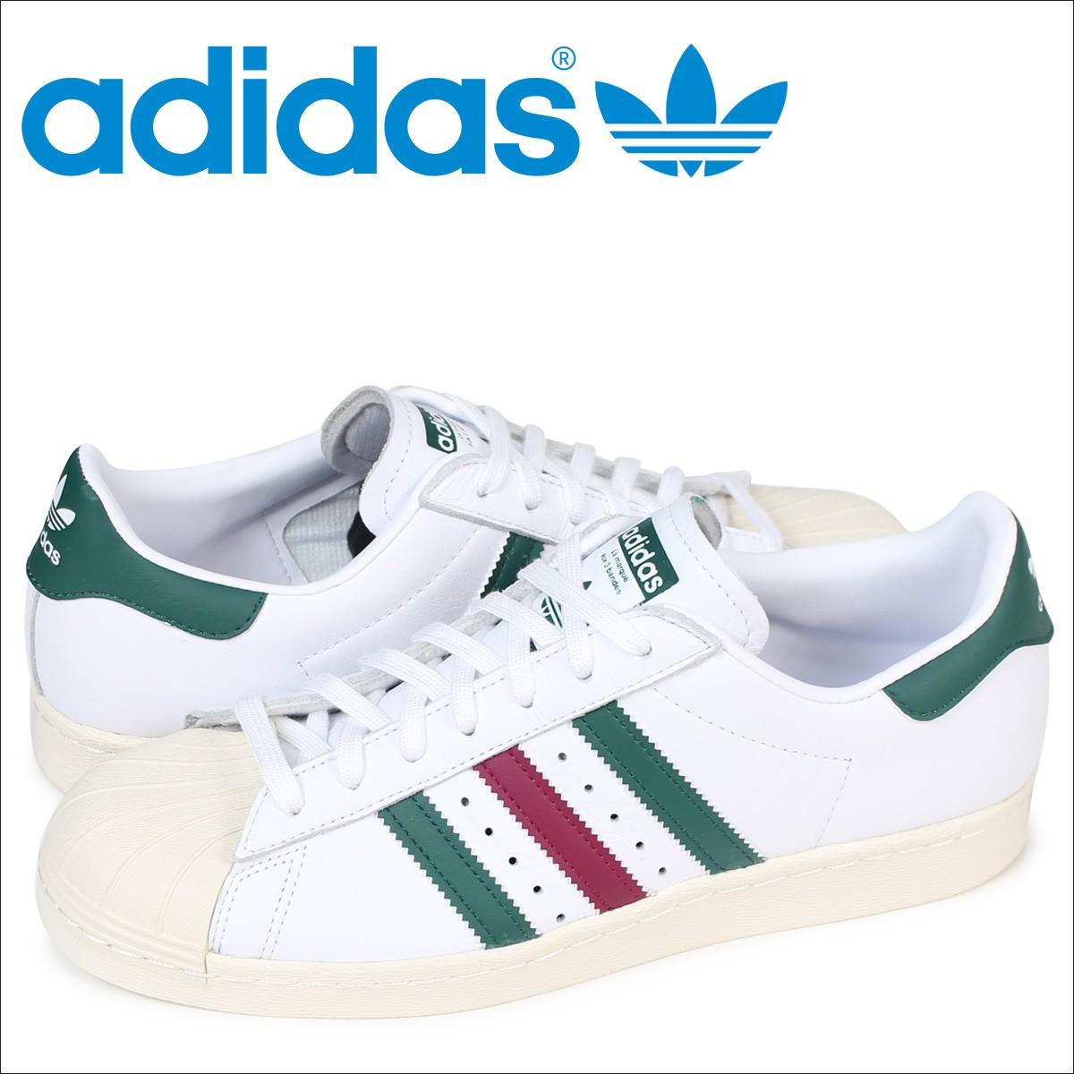アディダス スーパースター 80s adidas Originals スニーカー SUPERSTAR メンズ CQ2654 靴 ホワイト [12/26 新入荷]