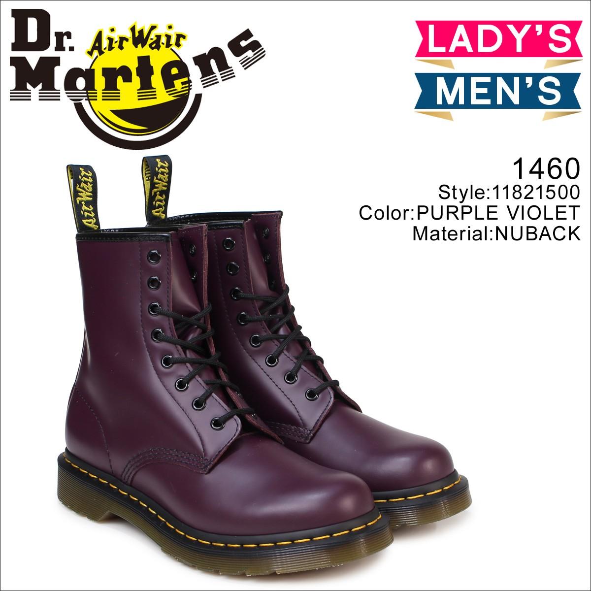 ドクターマーチン Dr.Martens ブーツ 靴 正規 あす楽 通販ドクターマーチン 8ホール 1460 レディース Dr.Martens ブーツ WOMENS 8EYE BOOT R11821500 メンズ
