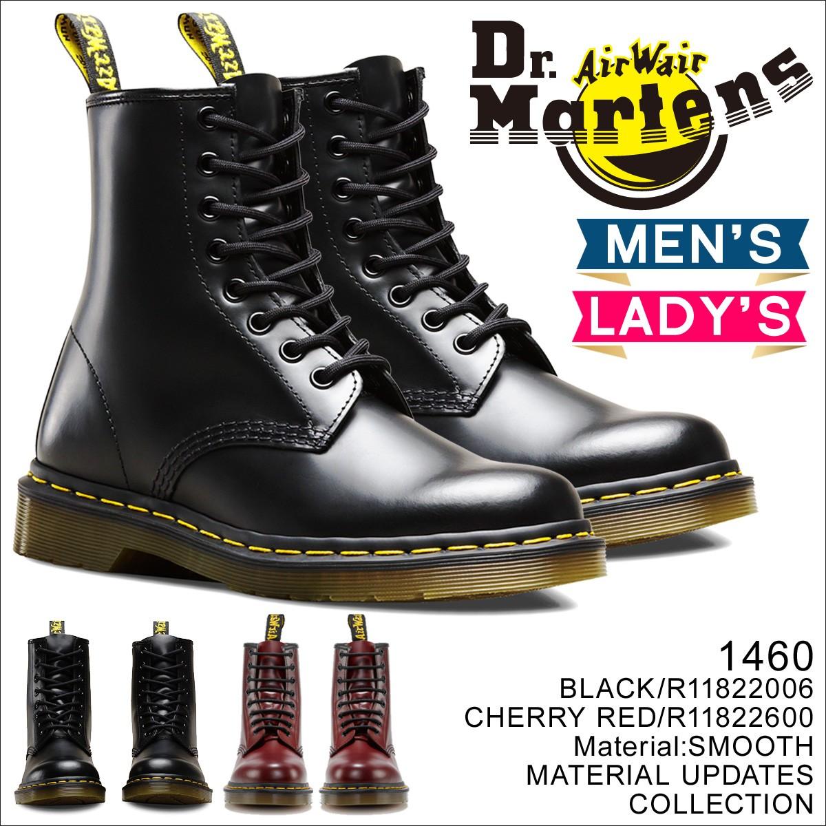 ドクターマーチン 8ホール 1460 メンズ レディース Dr.Martens ブーツ 8EYE BOOT 11822006 11822600 [12/27 追加入荷]