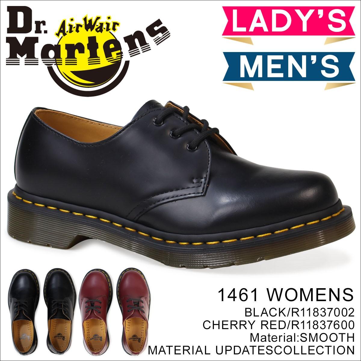 ドクターマーチン 3ホール 1461 レディース Dr.Martens シューズ  WOMENS 3EYE SHOE  R11837002 R11837600 メンズ [8/21頃 追加入荷]