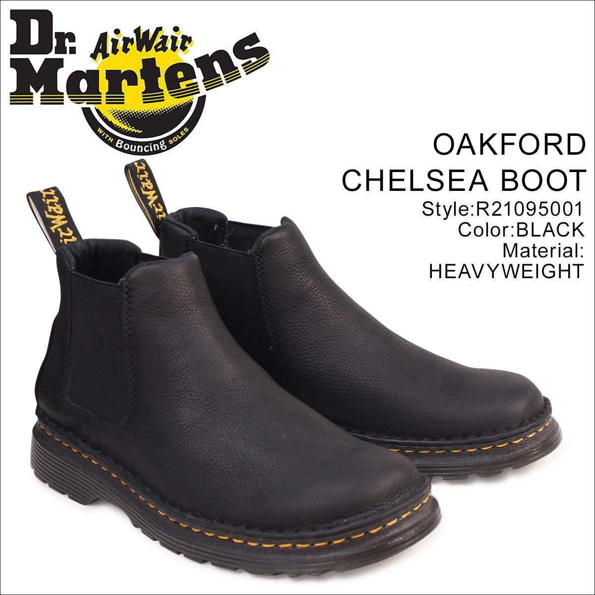 サイドゴアブーツ 正規 あす楽 通販ドクターマーチン サイドゴア メンズ Dr.Martens ブーツ チェルシーブーツ OAKFORD GRIZZLY CH