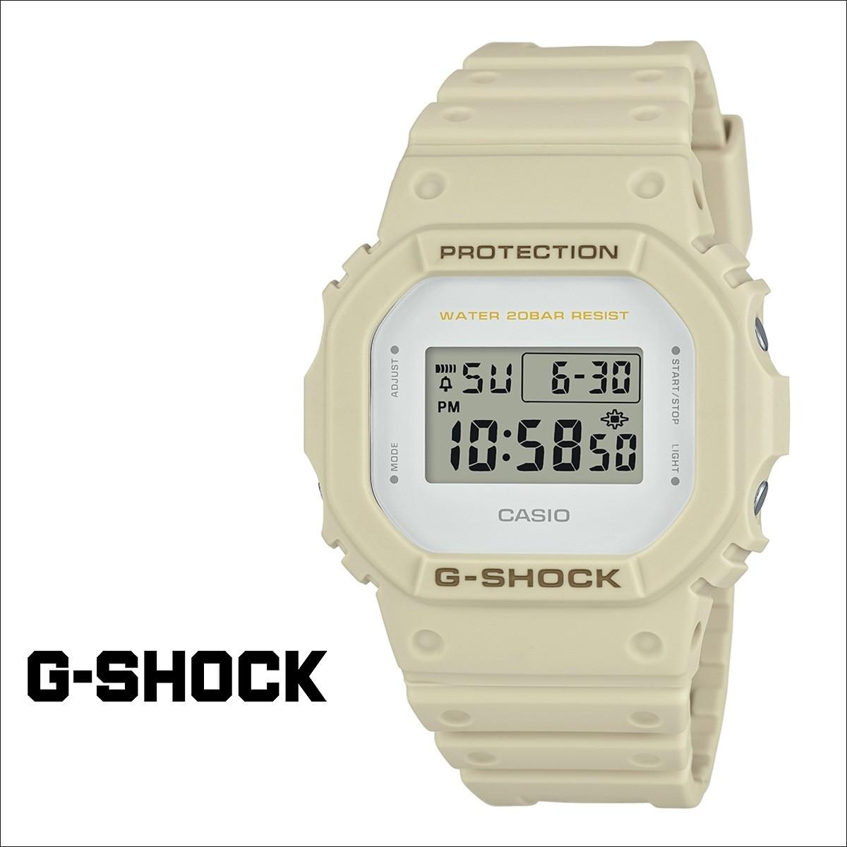 カシオ CASIO G-SHOCK 腕時計 DW-5600EW-7JF ジーショック Gショック G-ショック メンズ [1/12 再入荷]