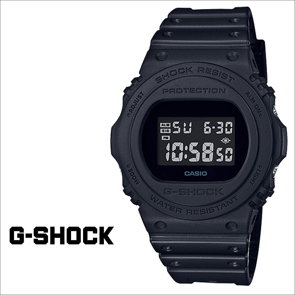 【SOLD OUT】 カシオ CASIO G-SHOCK 腕時計 DW-5750E-1BJF Gショック G-ショック ブラック メンズ レディース [1/17 再入荷]