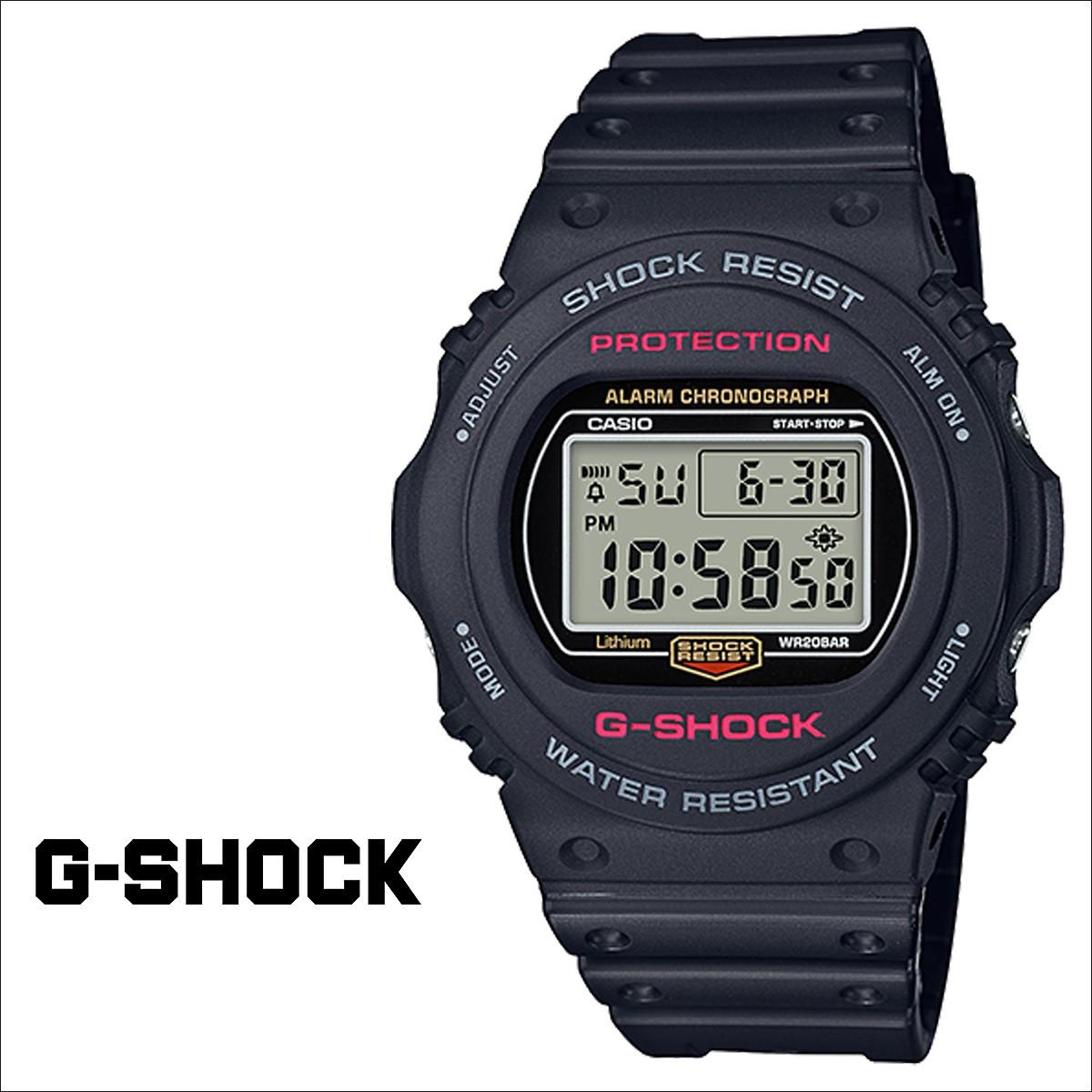 【SOLD OUT】 カシオ CASIO G-SHOCK 腕時計 DW-5750E-1JF Gショック G-ショック ブラック メンズ レディース [1/17 再入荷]