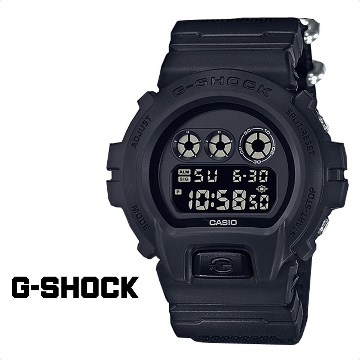 カシオ CASIO G-SHOCK 腕時計 ブラック DW-6900BBN-1JF 6900 ジーショック Gショック G-ショック メンズ [1/12 再入荷]