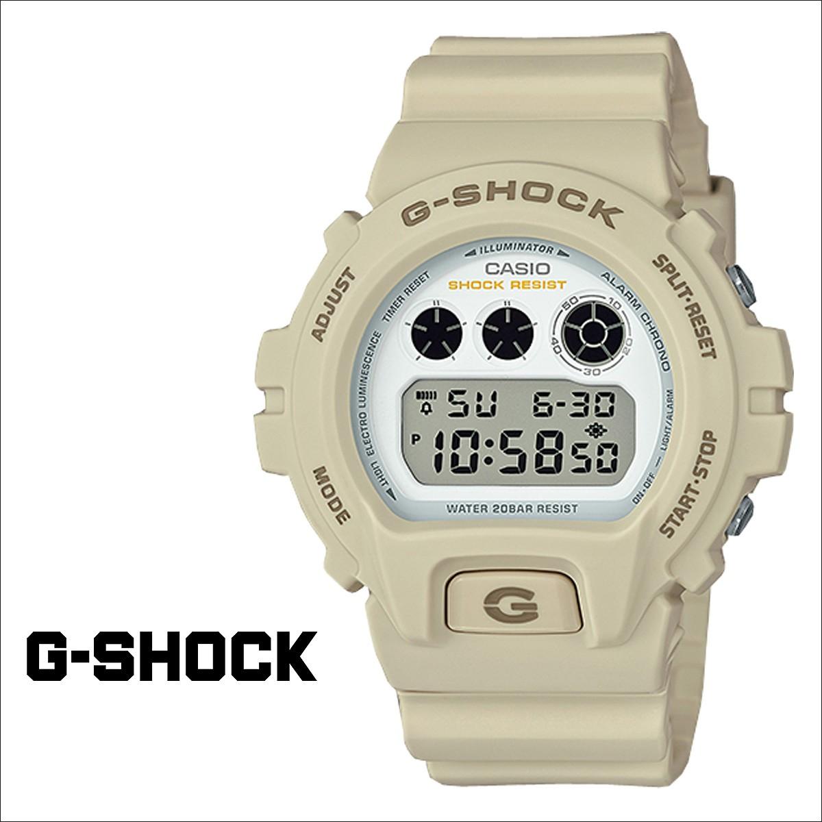 カシオ CASIO G-SHOCK 腕時計 DW-6900EW-7JF ジーショック Gショック G-ショック メンズ [1/12 再入荷]