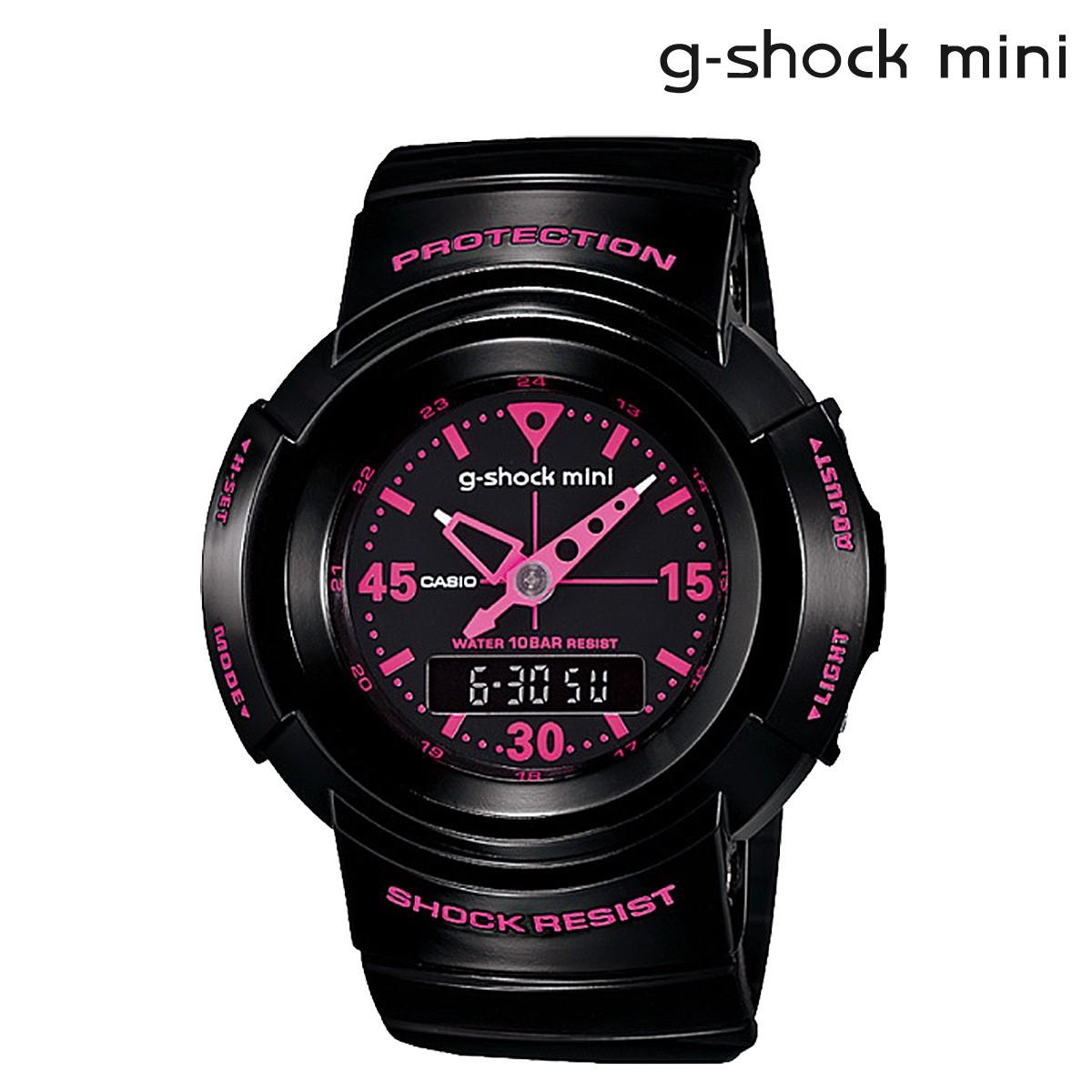 カシオ CASIO g-shock mini 腕時計 GMN-500-1B2JR ジーショック ミニ Gショック G-ショック レディース [3/15 追加入荷]