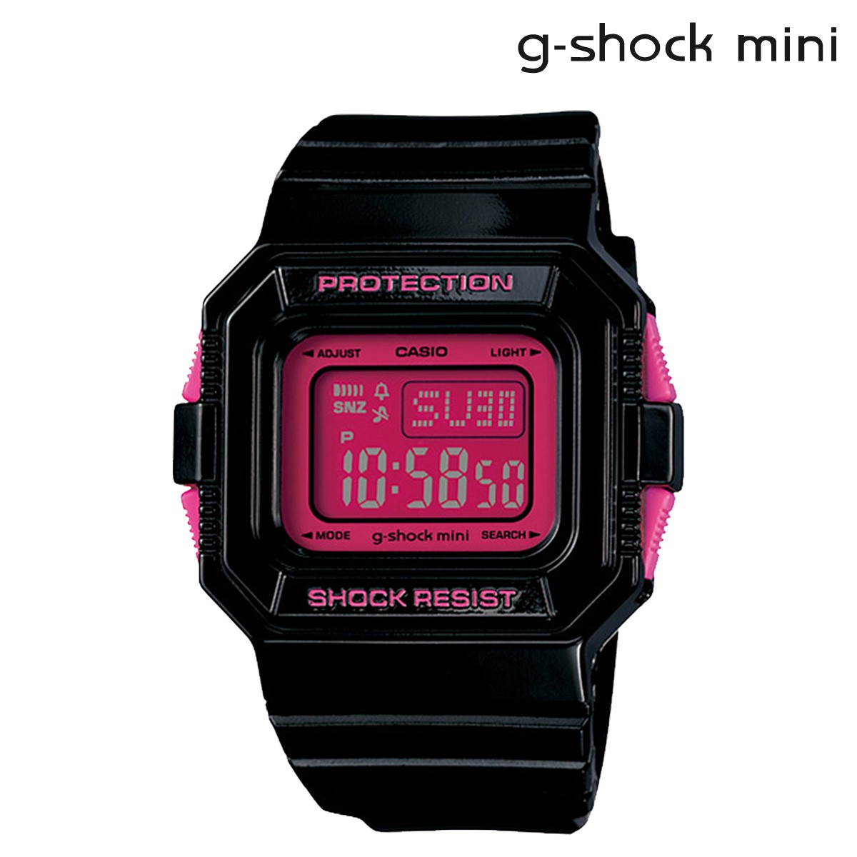 カシオ CASIO g-shock mini 腕時計 GMN-550-1BJR ジーショック ミニ Gショック G-ショック レディース [3/11 追加入荷]