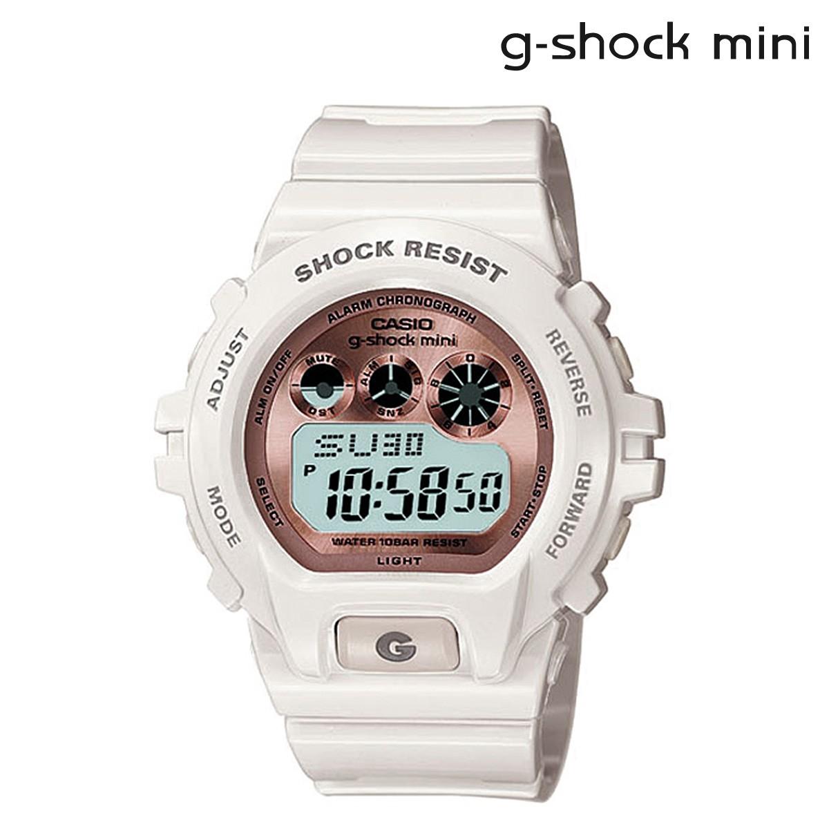 ダカシオ CASIO g-shock mini 腕時計 GMN-691-7BJF ジーショック ミニ Gショック G-ショック レディース [3/15 追加入荷]